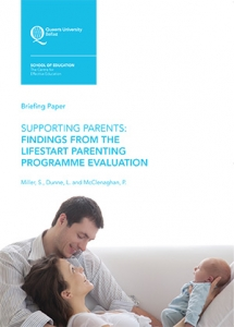Lifestart briefing report cover
