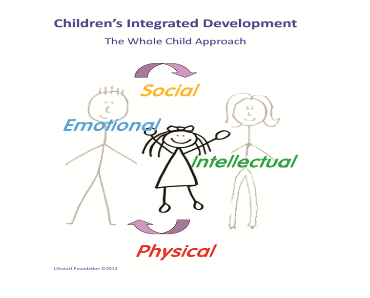Lifestart's Whole Child Approach