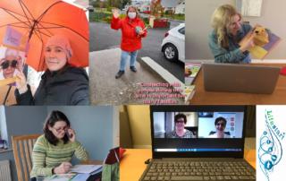 Sligo team sharing Lifestart's Growing Child Programme