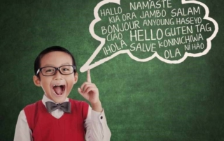 Bilingual Children - An overview by the team at Lifestart on why two or more languages benefit children.